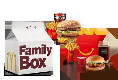 Imagem de Family Box para 2