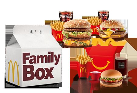 Imagem de Family Box para 3